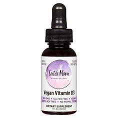 Amazon.com: Liquid Vitamin D3 Vegan 2000 IU Per Dose by Fertile Moon® - Premium Plant-Based Vitamin D3 from Lichen - Non-GMO, No Gluten, Dairy, or Soy - 30 Doses per Bottle: Gateway