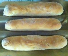 Baguette (Ruck Zuck-Teig geht im Ofen) Recipe Baguette (Ruck Zuck-Dough goes in the oven) by Mix-Dream – Recipe in category Side Dishes Baking Muffins, Bread Baking, Healthy Baking, Vegan Baking, Dream Recipe, No Bake Treats, Vegan Breakfast Recipes, Naan, Ciabatta