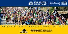 Boston marathon 2012......must train!!