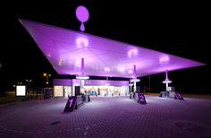 Designéři z Eight Inc. stojí za proměnou prémiových čerpacích stanic Litro, které patří firmě Romperol.