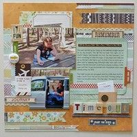 A Project by Tanya Hubbard from our Scrapbooking Gallery originally submitted 02/16/13 at 01:49 AM