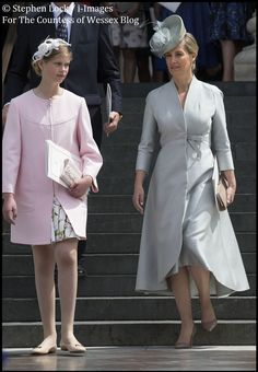 Lady Louise Windsor & Countess of Wessex 10 Jun 2016