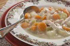 30-Minute Turkey Stew   MrFood.com