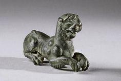Etruscan Bronze Panther New York | Animals Date: 5th Century AD Culture: Etruscan Category: Animals, Sculpture Medium: Bronze
