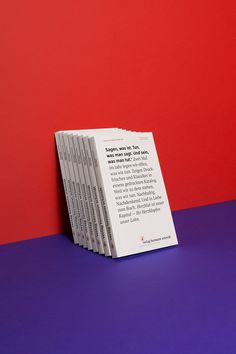 Verlag Hermann Schmidt – Catalogue 2015/2016 on Behance
