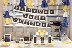 Picture your future graduation party