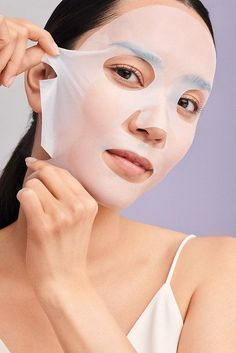Since there are definitely some budget beauty products that aren t worth your money we enlisted some celebrity makeup artist help - Sheet Mask Nu Skin, Face Skin, K Beauty, Beauty Photos, Beauty Care, Beauty Skin, Skin Care Treatments, Facial Treatment, Mascara Hacks