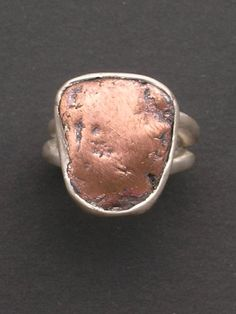 Precious metal clay and copper by Hadar  Jacobson