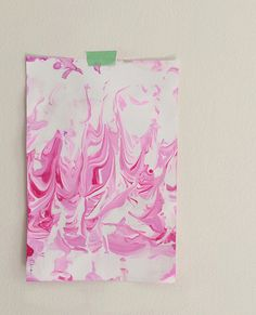 Kids make beautiful marbled paper with shaving cream. Diy And Crafts Sewing, Arts And Crafts, Diy Art Projects, Collaborative Art, Shaving Cream, Crafts For Teens, Kid Crafts, Drawing, Craft Videos