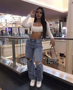 Boujee Outfits, Teen Fashion Outfits, Cute Casual Outfits, Teenage Outfits, Dope Outfits, Retro Outfits, Look Fashion, Stylish Outfits, Vintage Outfits