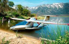 Ultralight Aircraft Kit Planes History Pictures and Facts Ultralight Aircraft Kits, Kit Planes, Light Sport Aircraft, Amphibious Aircraft, Pilot License, Float Plane, Sea Plane, Airplane Design, Sport Cars