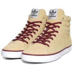 Adidas x Ransom Valley FDT (Tan Blend & Cardinal)