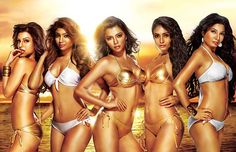 Calendar Girls Official Trailer, A Film By Madhur Bhandarkar - IndiaShor.com