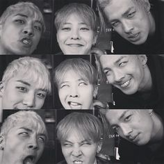 Seungri, GD and Taeyang ❤