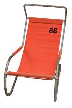 swiss swimming chair 1950's