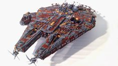 LEGO website FBTB runs a few contests throughout the year, and one of the most popular ones involves steampunk. The first Steam Wars competition was held in 2008, and it challenged participants to choose any vehicle from the …