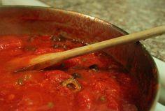 Salsa Putanesca Te enseñamos a cocinar recetas fáciles cómo la receta de Salsa Putanesca y muchas otras recetas de cocina..