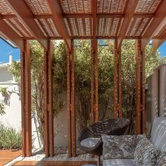 Giza, Outdoor Spaces, Backyard, Outdoor Structures, Interior Design, Wood, Garden, Projects, House