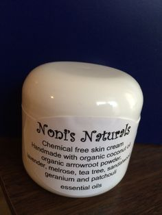 Natural homemade psoriasis or eczema cream by NonisNaturals on Etsy