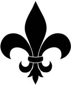 Louisiana Fleur De Lis Art - Bing Images