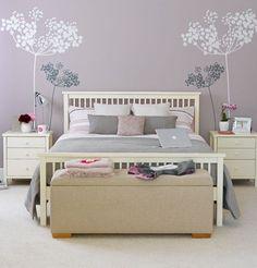 Pareti della camera da letto: idee per colori e decorazioni [FOTO]