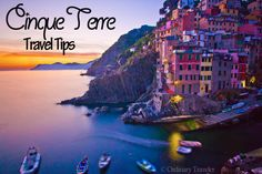 A short guide with travel tips for anybody looking to plan a trip to Cinque Terre, Italy