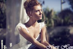 Nurit Hen wedding gown. Available world wide..  Contact   nurithenofficial@gmail.com   www.nurit-hen.com    #wedding   #weddinggown  #weddingown  #bride  #fashion  #dress  #weddingdress  #love #engaged ##fashion #weddinggown #weddinginspiration #nurithen #gown #weddingdress