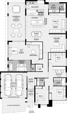 San Francisco Platinum floorplan