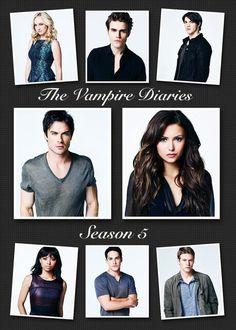 The Vampire Diaries season 5 promo shot