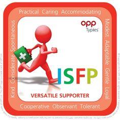 ISFP Typie