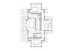 Craftsman Style House Plan - 3 Beds 2.5 Baths 1914 Sq/Ft Plan #479-4 Upper Floor Plan - Houseplans.com