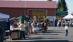 Wednesday is Market Day at Jocko Valley Farmers' Market in Arlee, Montana 4 - 7pm in Hangin' Art Gallery parking lot on Hwy 93   http://www.farmersmarketonline.com/fm/JockoValleyFarmersMarket.html