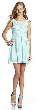 shopstyle.com: Jill Jill Stuart Beaded-Shoulder Dress
