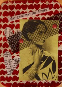 atc Artist Trading Card ATC see more at www.GallerieLulu.com.