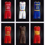 Branding: famosas marcas, presentes en uniformes deportivos