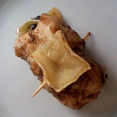 Csirkemell aszalt szilvával és camembert-rel töltve Recept képpel - Mindmegette.hu - Receptek