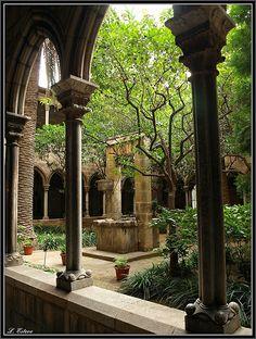 Claustre de Santa Anna II | Barcelona