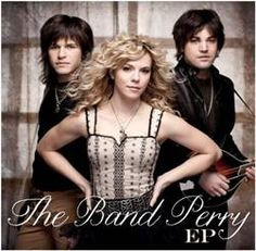 The Band Perry in concert April 22 in Carrollton :) Can'it wait to use my front row tickets!!!!