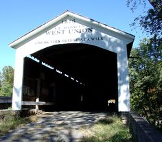 Covered Bridges of Parke County, Indiana  -  Travel Photos by Galen R Frysinger, Sheboygan, Wisconsin