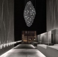 Our very delicate, but incredibly strong netting sculpture - Voile!