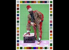 Hassan Hajjaj: <i>My Rock Stars: Volume 2</i>, Gusford Gallery, Los Angeles | James Scarborough