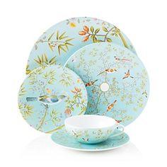 Raynaud Paradis Turquoise Dinnerware