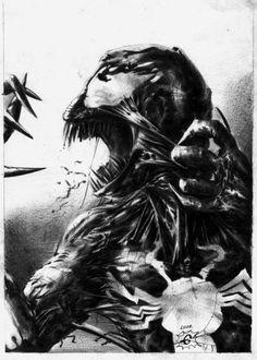 Spider-Man: Venom by ISignRob on DeviantArt