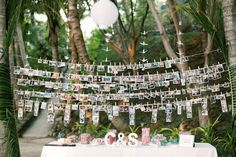 painel-de-fotos-casamento-diy