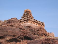 Badami(Western Chalukya)Temples, Karnataka.