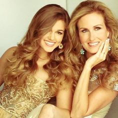 """Sadie and Korie Robertson from """"Duck Dynasty"""" Robertson Family, Sadie Robertson, Duck Dynasty Family, Duck Commander, Celebs, Celebrities, Kanye West, Role Models, Pretty Woman"""