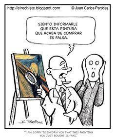 El grito, Edvard Munch.