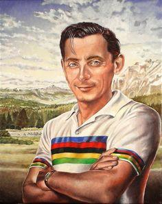 Cycling Art, Road Racing, Champion, Painting, Cyclists, Painting Art, Paintings, Paint, Draw