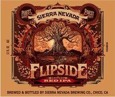 Beer Label of the Week: Sierra Nevada Flipside