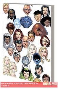 New X-men Volume
